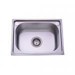 Cool S4237 S Bowl Kit Sink 42x37x18cm