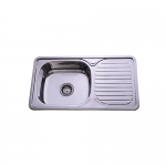 COOL X-7642 RIGHT DRAINBOARD KITCHN SINK